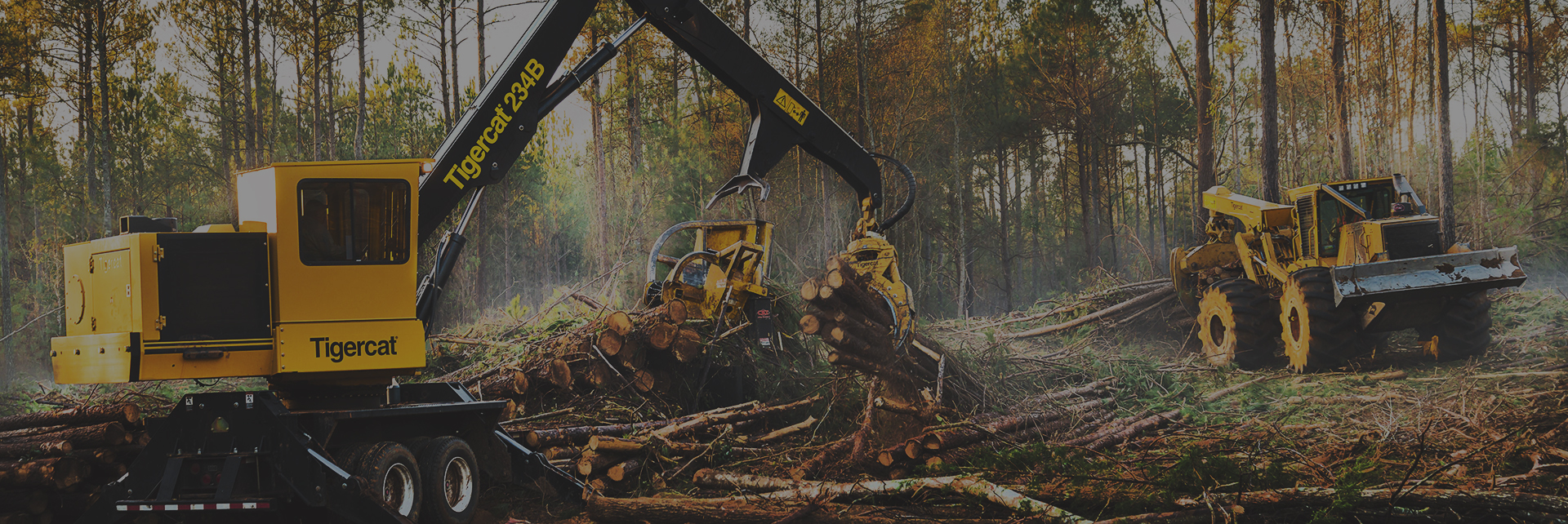 TPMS for Forestry Equipment