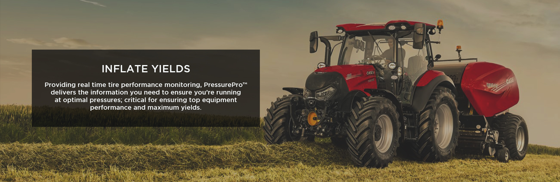 TPMS for Agricultural Equipment